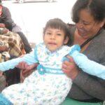 niña con discapacidad en cusco