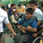 ong apoyando a personas en cusco